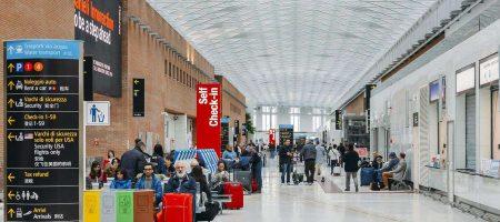 The airports in the Veneto region are open
